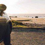 coche-playa